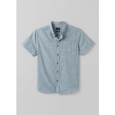 Prana prAna San Martino Slim Short Sleeve Shirt Men's