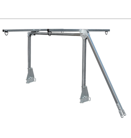 Malone Malone MicroSport 2nd Tier Kit with Load Bars