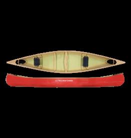 Trailhead Canoes Trailhead Canoes Big Rideau 16 Kevlar Ultralite, Wood Trim, Kneeling Thwart