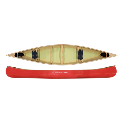 Trailhead Canoes Trailhead Canoes Big Rideau 16 Kevlar Ultralite, Wood Trim