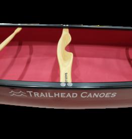 Trailhead Canoes Trailhead Canoes Prospector 16, Featherglass, Vinyl Trim