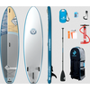 Boardworks Boardworks Shubu Kraken 11' Inflatable SUP Package