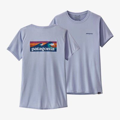 Patagonia Patagonia Capilene Cool Daily Graphic Short Sleeve Women's