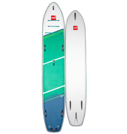 Red Paddle Co Red Paddle Co 15' Voyager Tandem Inflatable SUP 2021