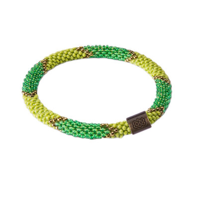 Sherpa Sherpa Mayalu Ikat Roll On Bracelet