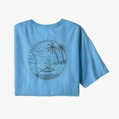 Patagonia Patagonia Wild Home Waters Organic T- Shirt Men's