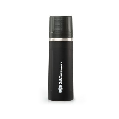 GSI GSI Glacier 1L Vacuum Bottle, Black