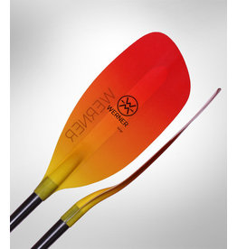 Werner Werner Surge Straight 4pc Kayak Paddle