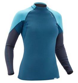 NRS NRS Women's HydroSkin 0.5 Long Sleeve Paddling Shirt