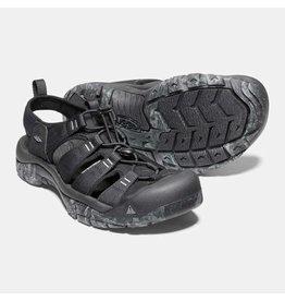 Keen Keen Newport H2 Black Swirl Outsole Sandal Mens