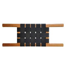 Trailhead Trailhead Cherry Varnished Web Canoe Seat Stern