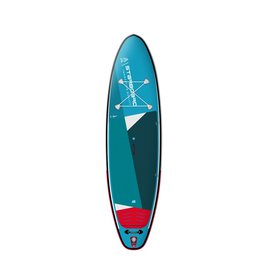 """Starboard SUP Starboard 10'8""""x33"""" iGo Zen SC Inflatable SUP with Paddle 2021"""