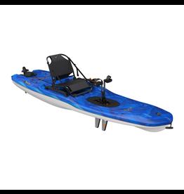 Pelican Kayaks Pelican Getaway 110 HDII Sit-on-Top Pedal Kayak