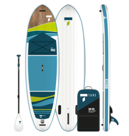 """Tahe Sports Tahe 10'6"""" Breeze Performer Air Inflatable SUP Package"""