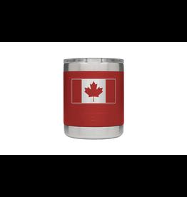 Yeti Yeti Rambler 10 oz Lowball Canadian Flag