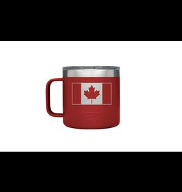 Yeti Yeti Rambler 14 oz Mug Canadian Flag