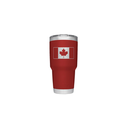Yeti Yeti Rambler 30 oz Tumbler w/MagSlider Canadian Flag