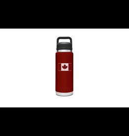 Yeti Yeti Rambler 26 oz Bottle w/ Chug Cap Canadian Flag