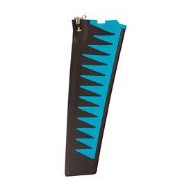 Hobie Hobie ST Turbo Fin Single Replacement, Blue/Black