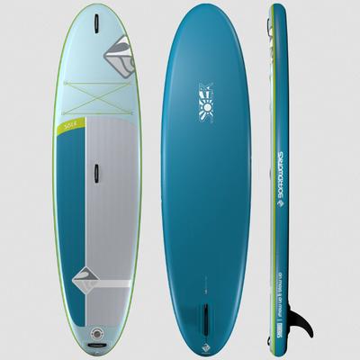 "Boardworks Boardworks Shubu Solr 10'6"" Inflatable SUP Package"