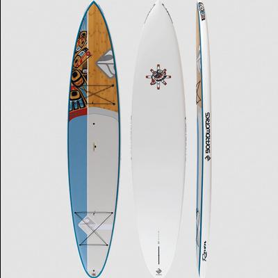 """Boardworks Boardworks Raven 12'6"""" EPX-V SUP"""