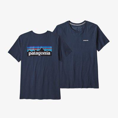 Patagonia Patagonia P-6 Logo Organic Crew T-Shirt Women's