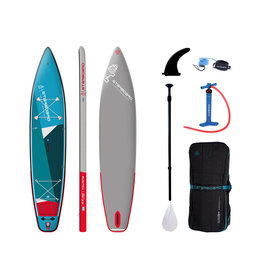 """Starboard SUP Starboard 12'6""""x30"""" Touring Zen SC w/ Paddle Inflatable SUP 2021"""