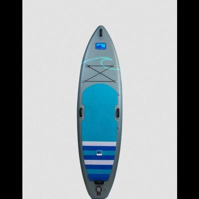 "Blu Wave Board Co Blu Wave The Allsport 10'10"" EV Inflatable SUP"