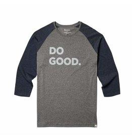 Cotopaxi Cotopaxi Do Good Baseball T-Shirt Men's