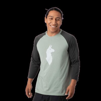 Cotopaxi Cotopaxi Llama Baseball T-Shirt Men's