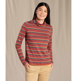Toad & Co. Toad & Co. Maisey Long Sleeve T-Neck Top Women's