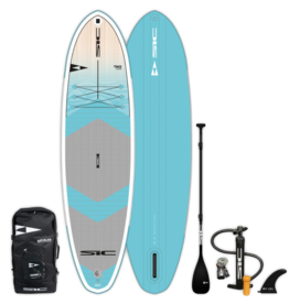 """SIC SIC 10'6""""x33"""" Tao Air Glide Inflatable SUP Package 2021"""