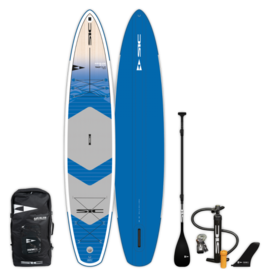 """SIC SIC 12'6""""x30"""" TAO Air Glide Tour Inflatable SUP Package 2021"""
