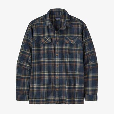 Patagonia Patagonia Organic Cotton Mid-Weight Fjord Flannel Shirt