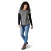 Smartwool Smartwool Shadow Pine Colorblock Sweater Women's
