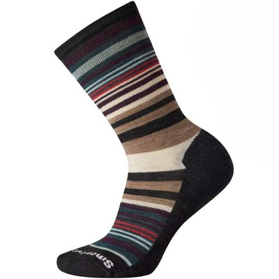 Smartwool Everyday Jovian Stripe Crew Sock Women