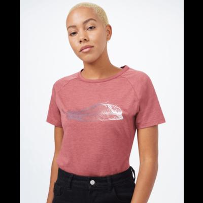 Ten Tree Ten Tree Featherwave T-Shirt Women's