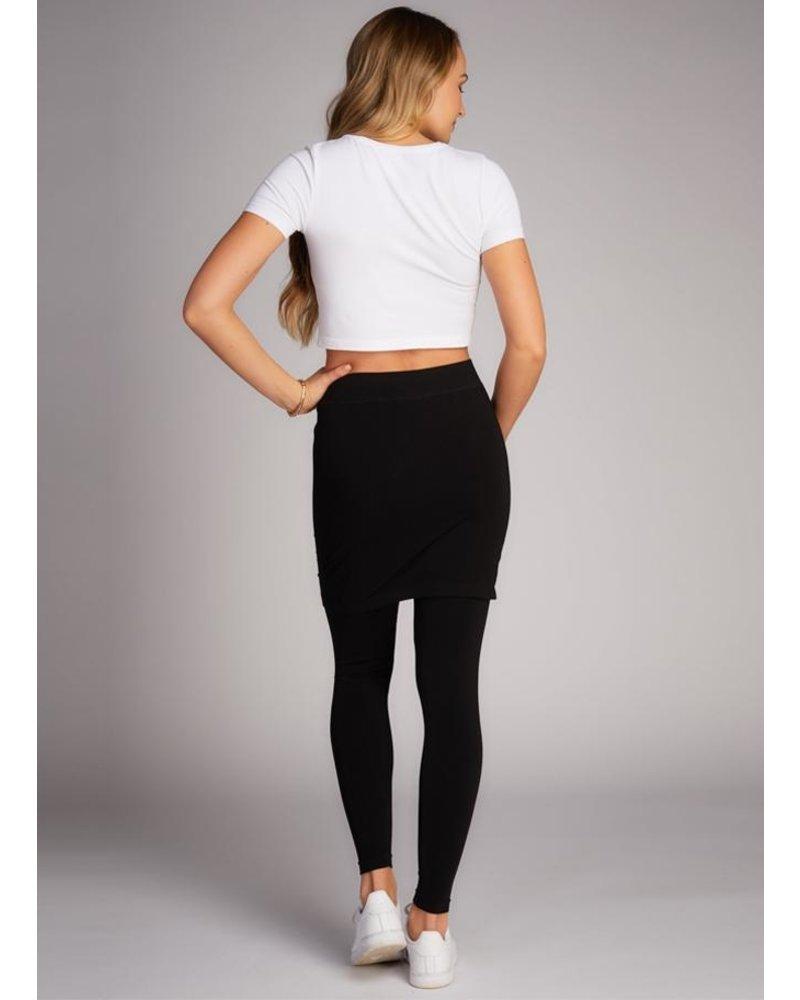 C'est Moi C'est Moi Leggings w/ Skirt