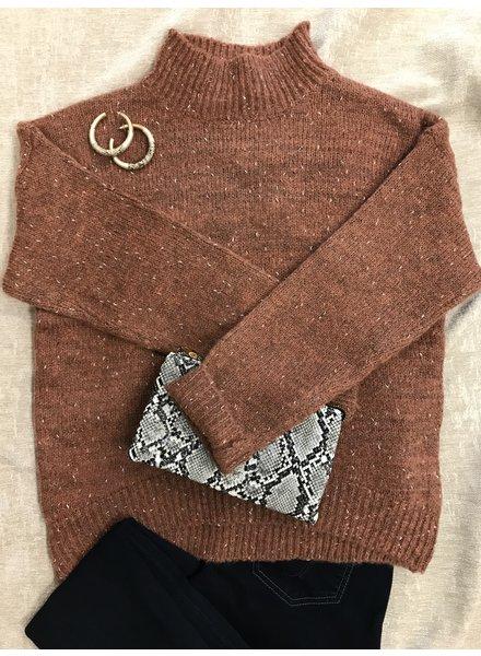Hem & Thread Thread Mix Sweater