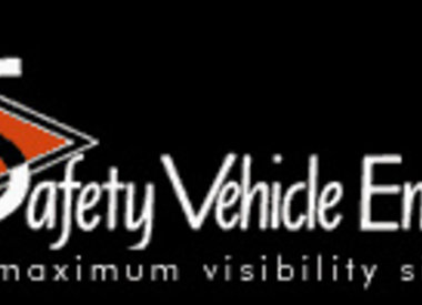 SAFETY VEHICLE EMBLEM