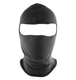 PACE CLOTHING PACE BALACLAVA BLK HOOD