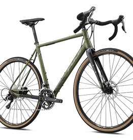 Fuji JARI 1.7  OLIVE GREEN MEDIUM (54CM)