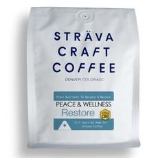 Sträva Craft Coffee Sträva Craft Peace & Wellness RESTORE Hemp Infused Coffee 12oz