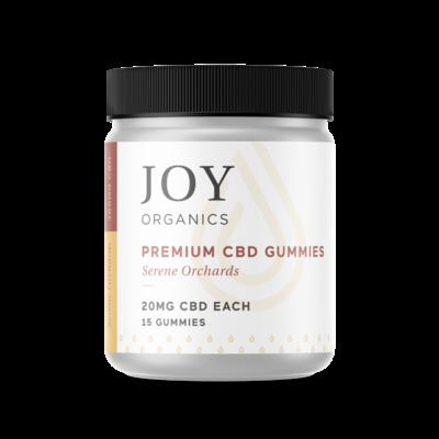 Joy Organics Joy Organics Gummies 20mg Each (Qty 15)