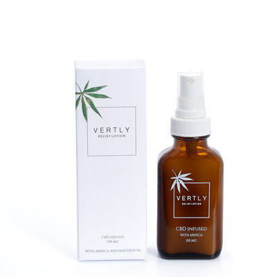Vertly Vertly Relief Lotion 3oz