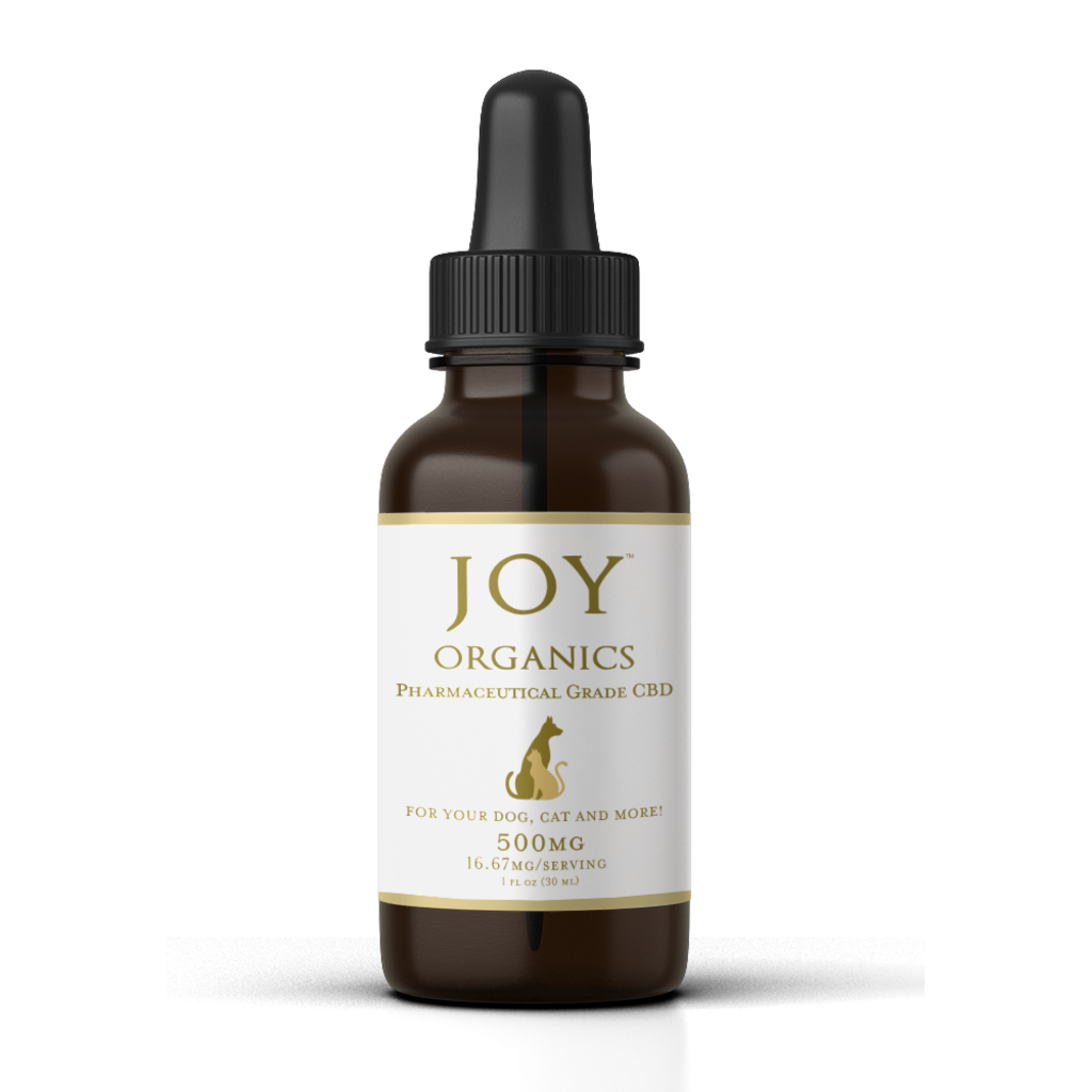 Joy Organics Joy Organics 500mg Pet Tincture (30mL)