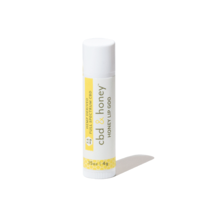 Life Elements Life Elements Healing Honey Lip Goo (Honey) .15oz 7.5mg