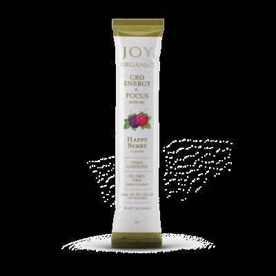 Joy Organics Joy Organics Energy Drink Mix (5 Packets)