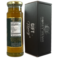 Honey Feast Hemp Honey - 12oz 1000mg 15mg/tsp