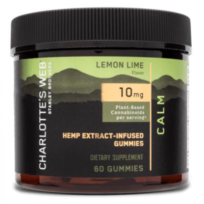 Charlotte's Web Charlotte's Web Gummies Calm 10 mg 60ct